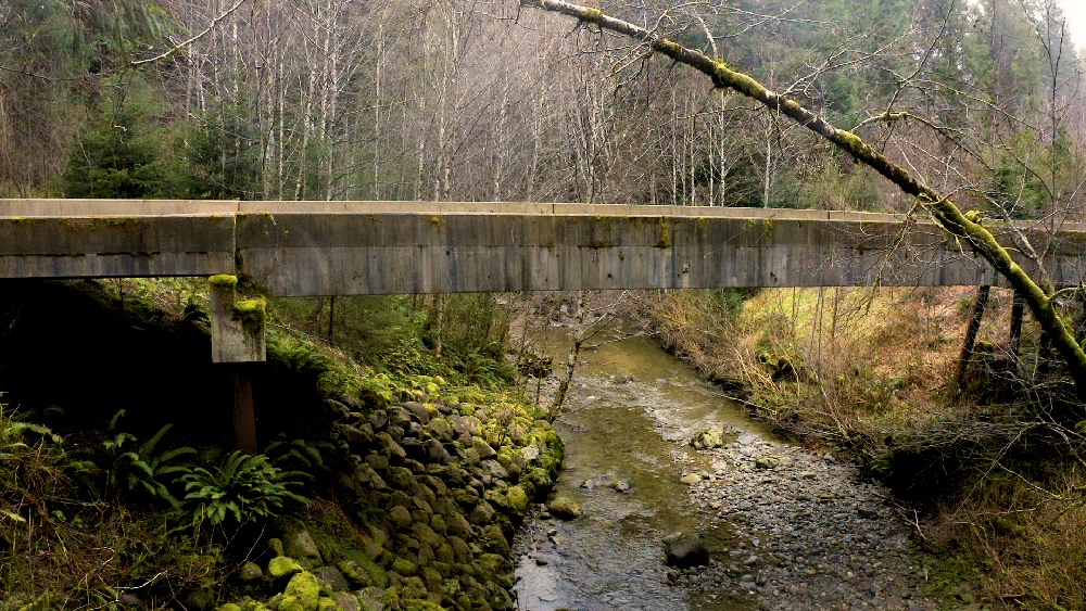 Quileute Nation and Rayonier RMAP Bridge Project