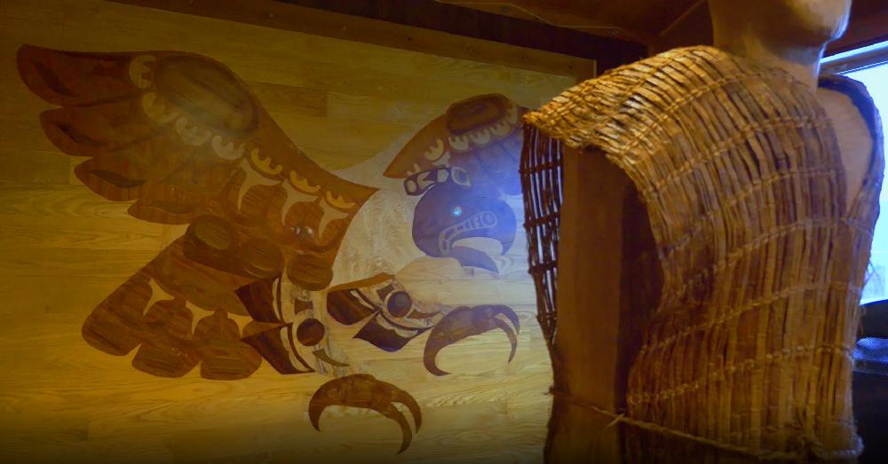 Quileute Traditional Cedar Bark Clothing