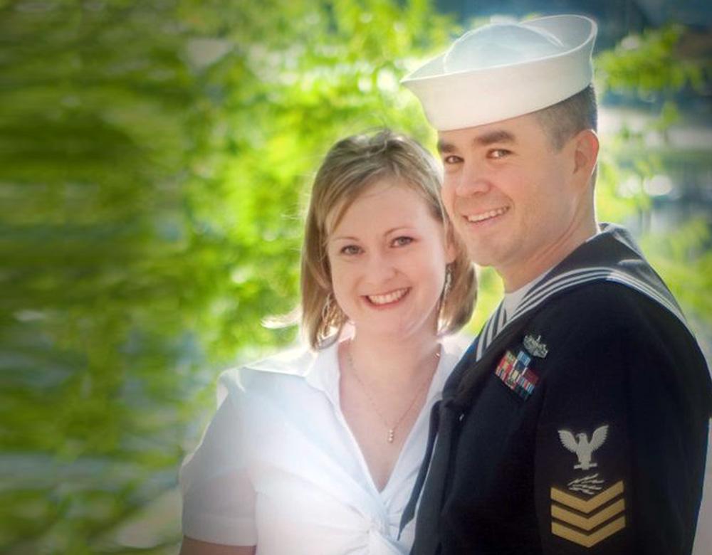 Damon Riggins U.S. Navy Veteran