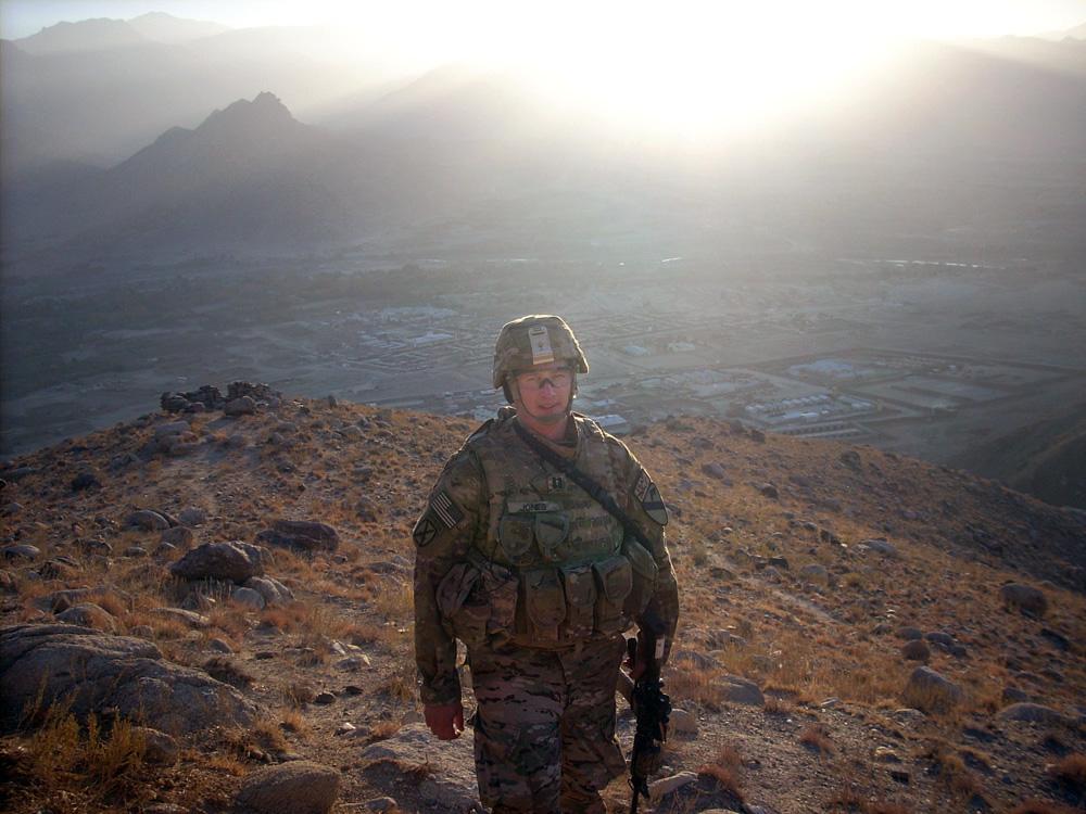 Rob Jones U.S. Army Veteran
