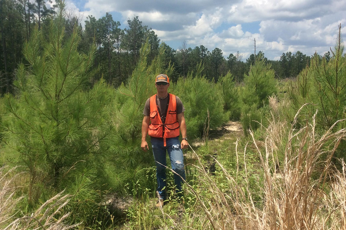 How a Forestry Grad Found His Calling